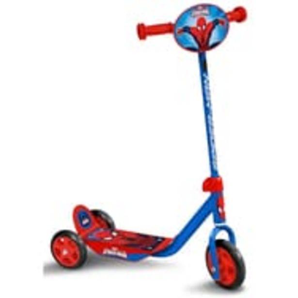 Trottinette 3 roues - Spiderman offre à 19,9€