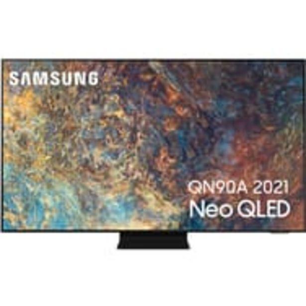 SAMSUNG TV QLED NEOQLED QE50QN90A 2021 offre à 1490€