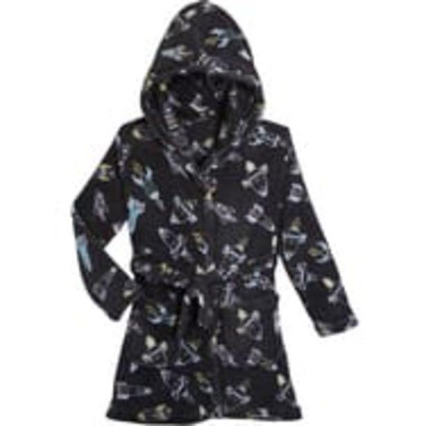IN EXTENSO Robe de chambre polaire garçon offre à 5,59€