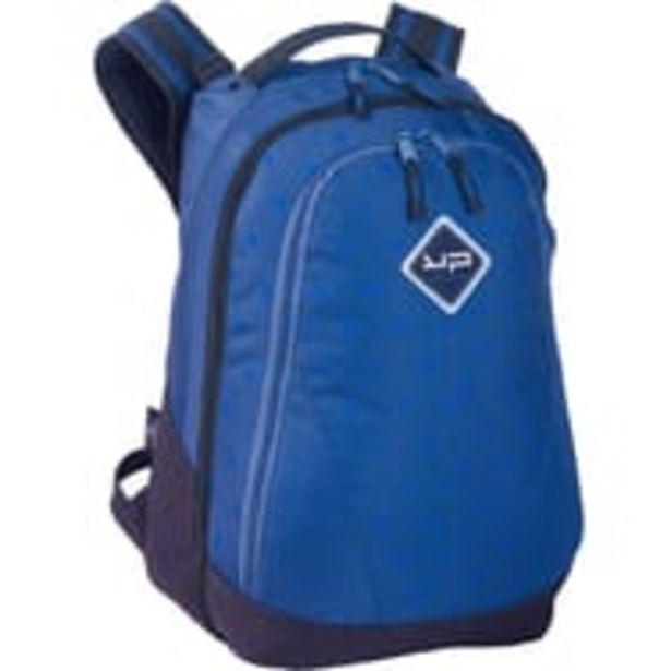 BODYPACK Sac à dos 2 compartiments extensible bleu Power BODYPACK offre à 7,98€