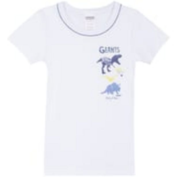 ABSORBA T-shirt manches courtes garçon offre à 2,69€