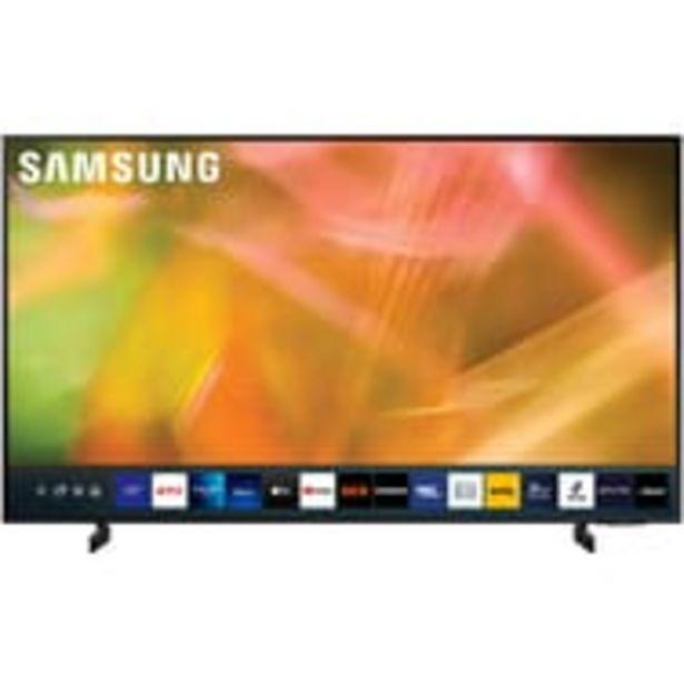 SAMSUNG TV LED UE75AU8005 2021 offre à 1190€
