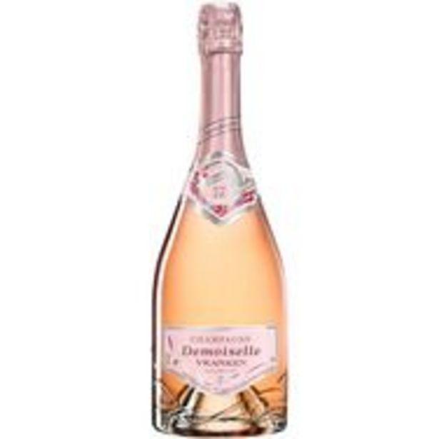 VRANKEN Vranken AOP Champagne Demoiselle rosé offre à 23,85€