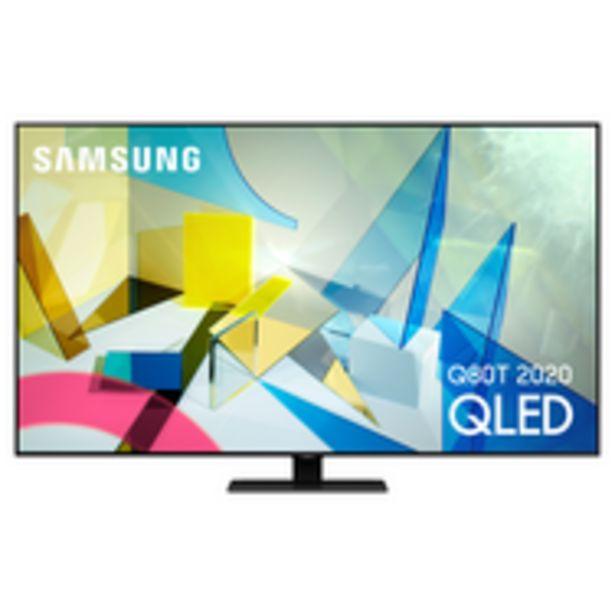 SAMSUNG QE65Q80T TV QLED 4K UHD 163 cm Smart TV offre à 1190€