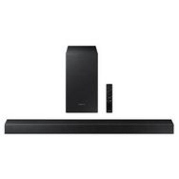 SAMSUNG  HW-T450 Barre de son 2.1 offre à 199€
