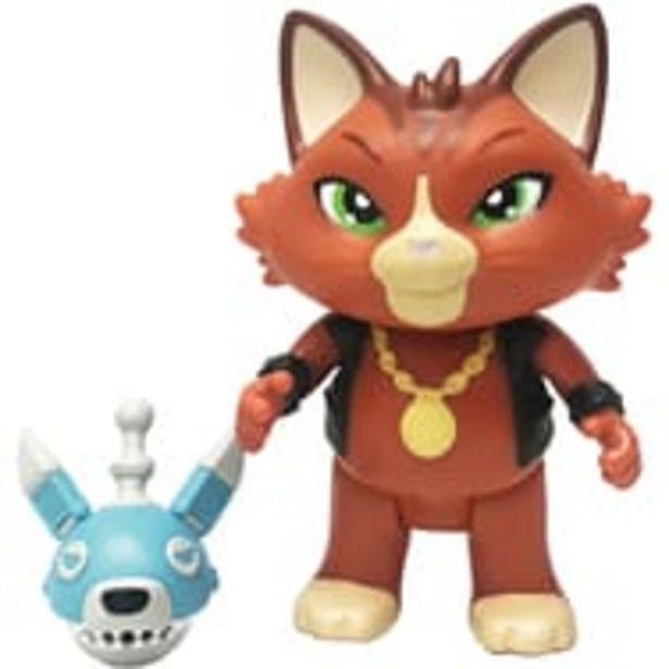 Figurine Boss et son chien robot 44 Chats offre à 2,99€