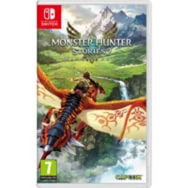 Monster Hunter Stories 2 : Wings of Ruin Nintendo Switch offre à 44,99€