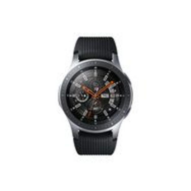SAMSUNG Montre connectée - Galaxy watch - Gris acier - cadran 46mm offre à 199,9€