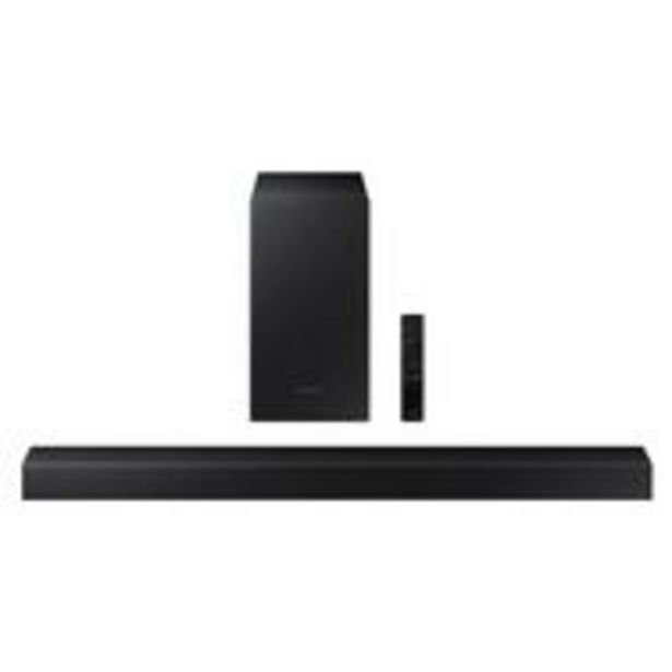 SAMSUNG HW-T420 Barre de son 2.1 offre à 129€