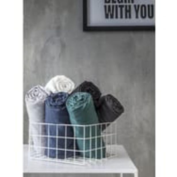 TODAY Drap housse uni 100% polyester offre à 2,99€