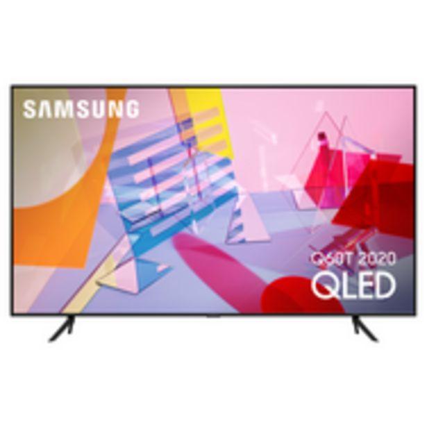 SAMSUNG QE65Q60T 2020 TV QLED 4K UHD 163 cm Smart TV offre à 790€