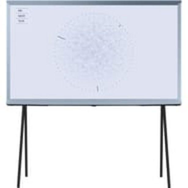 SAMSUNG TV QLED The Serif QE49LS01T Bleu 2020 offre à 1099€