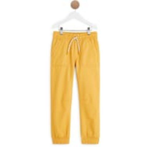 IN EXTENSO Pantalon twill garçon offre à 2,09€