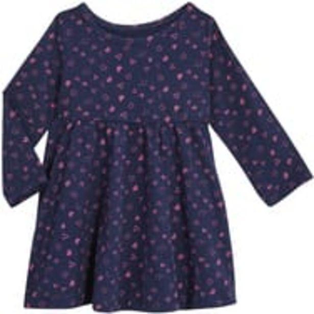 IN EXTENSO Robe maille manches longues  bébé fille offre à 1,49€