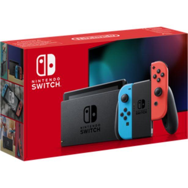 Console NINTENDO Switch Neon - offre à 274,99€