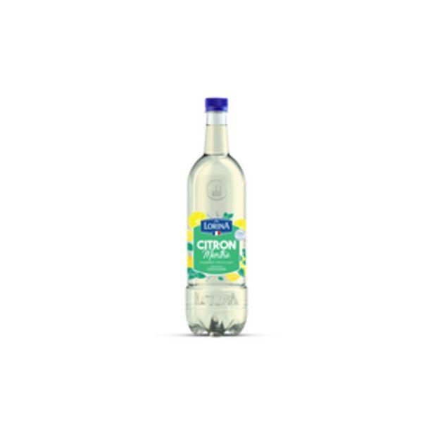 LORINA citron menthe, 1l offre à 1,52€
