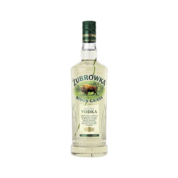 Vodka Herbe de Bison ZUBROWKA, 37,5°, 70cl offre à 15,33€
