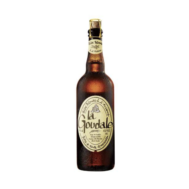 Bière blonde de haute fermentation 7,2° offre à 2,29€