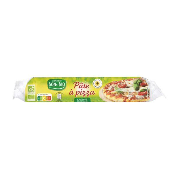 Pâte à pizza BIO offre à 1,29€