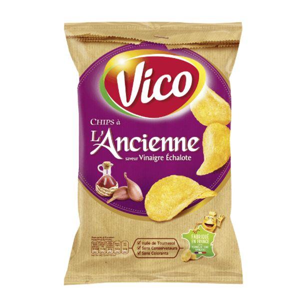 Chips à l'ancienne offre à 1,15€