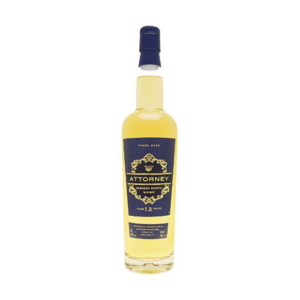 Blended scotch whisky 40° offre à 18,99€