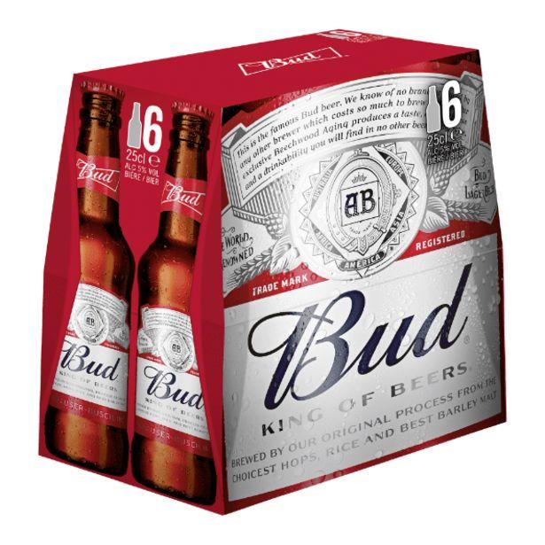 Bière blonde offre à 4,29€