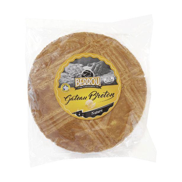 Gâteau breton offre à 3,99€