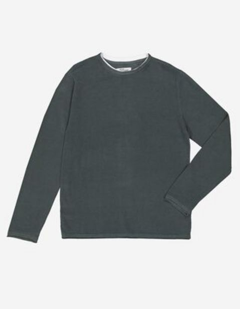 Hommes Pullover - Look pièces superposées offre à 15,99€