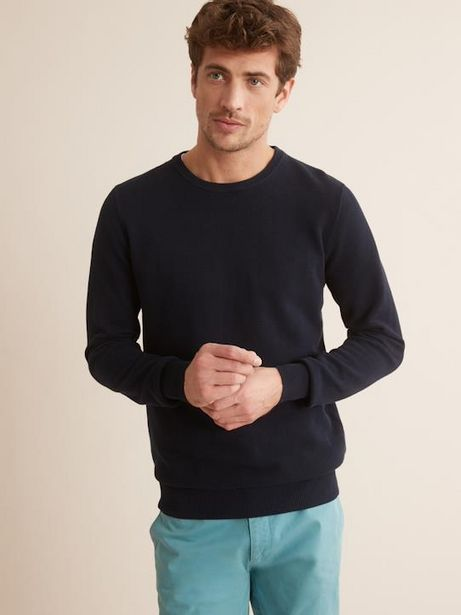 Pull maille fantaisie homme offre à 32,45€