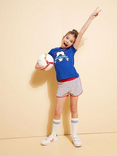 T-shirt coupe d'Europe foot Enfant offre à 6,45€