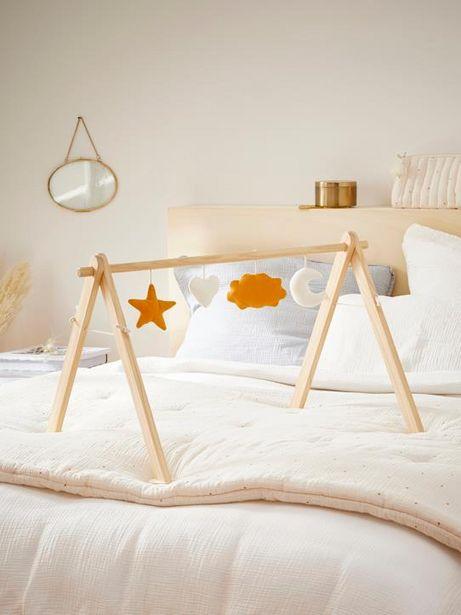 Arche d'éveil en bois offre à 29,94€
