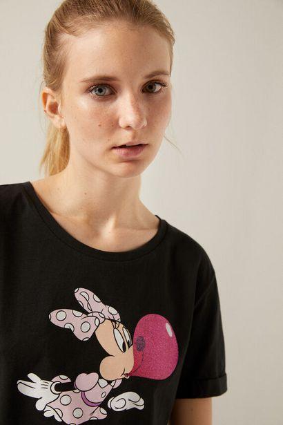 T-shirt « Minnie » coton biologique offre à 11,99€