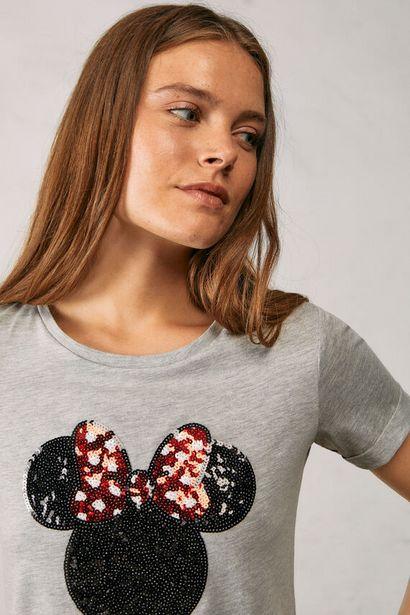 T-shirt Minnie paillettes Reconsider offre à 11,99€