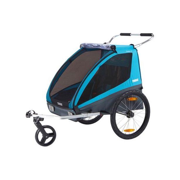 Remorque vélo Thule Coaster XT offre à 379€