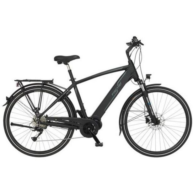 Vélo tout chemin électrique homme Fischer Viator 4.0i noir offre à 1899€