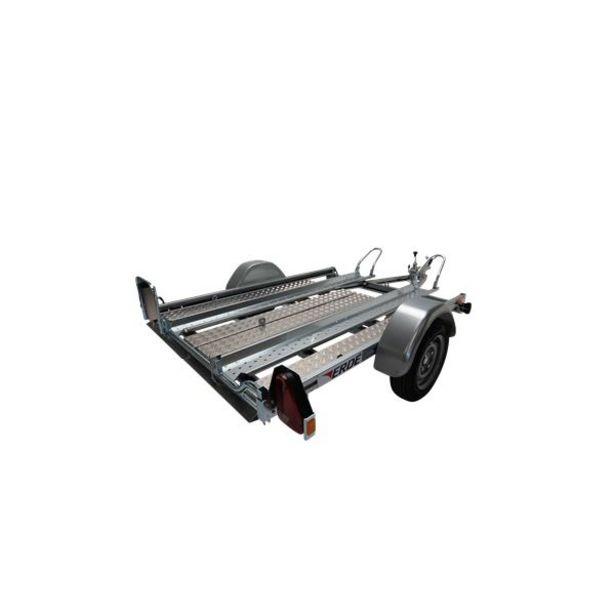 PORTE MOTOS 2 RAILS BASCULANT ERDE offre à 1699€