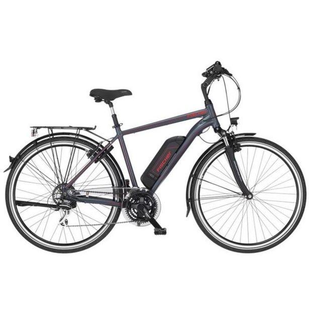 Vélo tout chemin électrique homme Fischer ETH1806 offre à 1399€