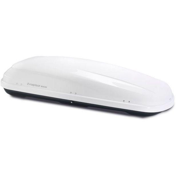 Coffre de toit FEU VERT PREMIUM Evospace 500DX BLANC offre à 319€