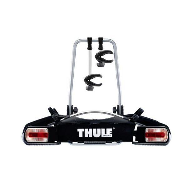 Porte-vélos plateforme sur attelage Thule EuroWay G2 pour 2 vélos 921 offre à 299€