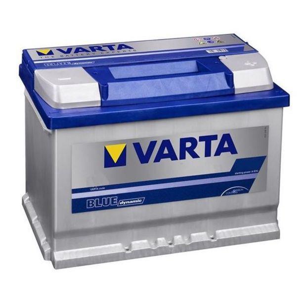 Batterie voiture Varta E43 - 72Ah / 680A - 12V offre à 135,9€