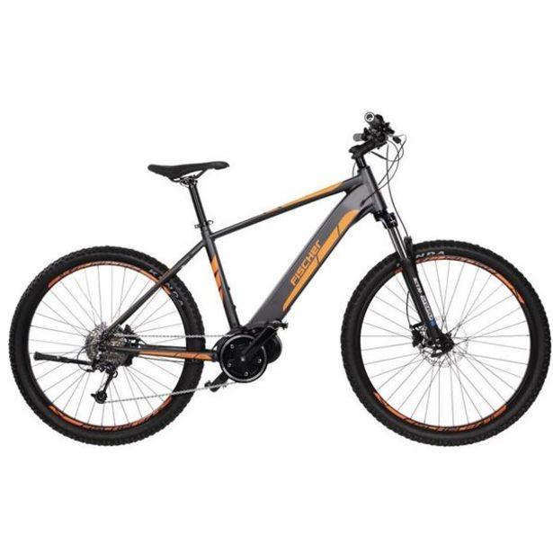 Vélo VTT électrique Fischer Montis 4.0i noir offre à 1899€