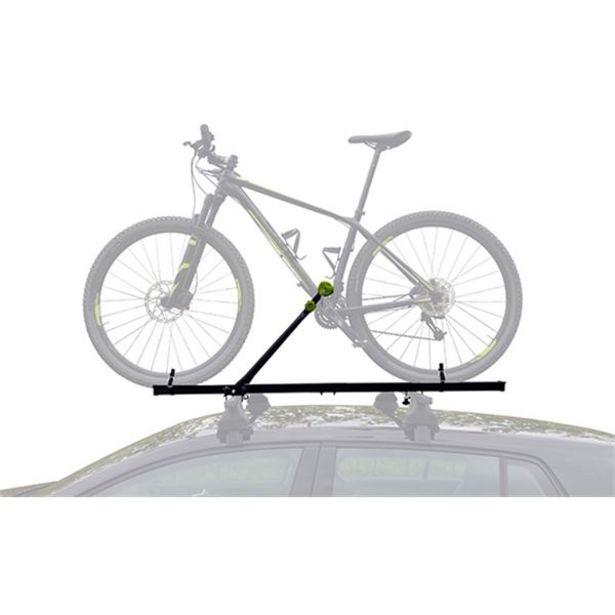 Porte-vélo sur barres de toit Feu Vert Travel 1 pour 1 vélo offre à 24,99€