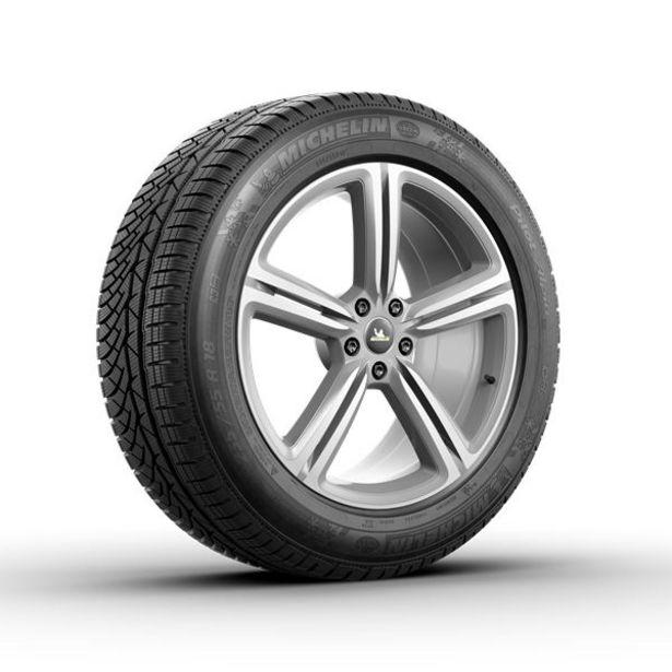Pneu Hiver Michelin Pilot Alpin PA4 offre à 133,54€