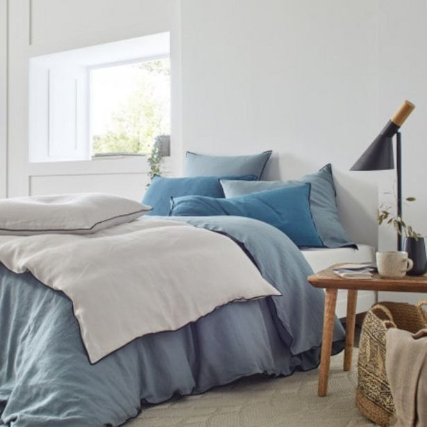 Housse de bout de lit Carlina beige offre à 99€