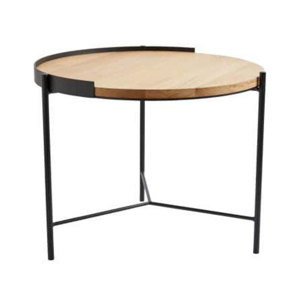 Table basse Abby noir offre à 239€