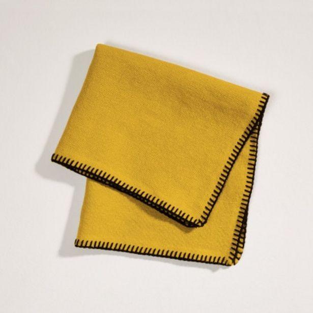 Serviette de table Nino jaune offre à 10€