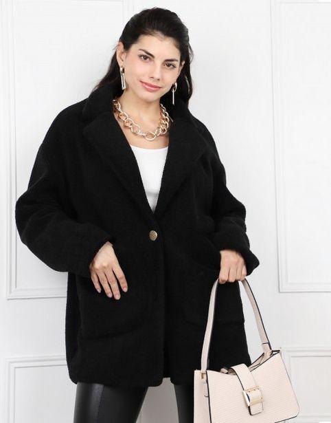 Manteau boutonné offre à 25€