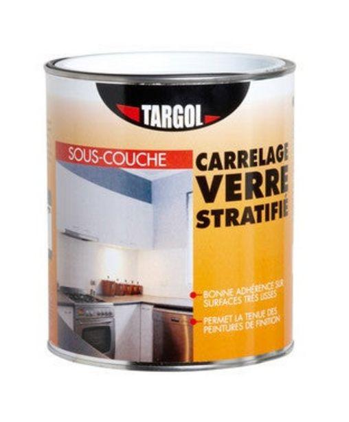 Sous-couche verre, carrelage et stratifié 1,5 L - TARGOL offre à 28,7€