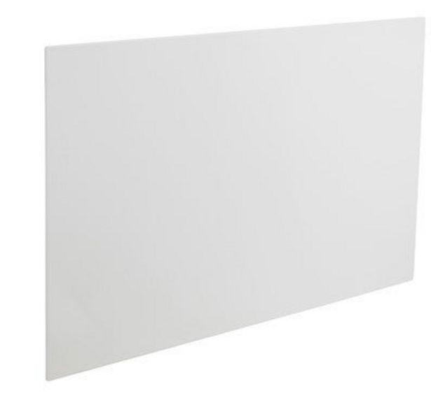Façade lisse pour radiateur acier hauteur 60x120 cm offre à 6€