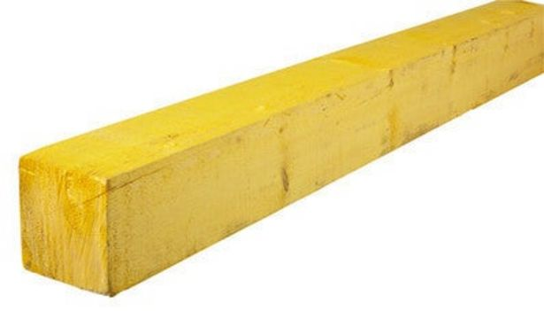 Poutre sapin traité classe 2 150 x 150 mm Long.3 m offre à 44,9€